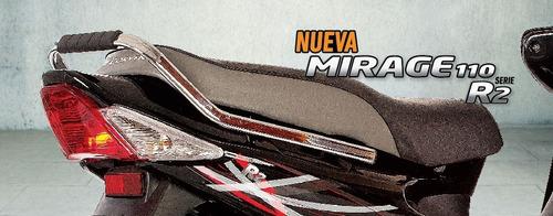moto corven mirage 110 full 0km 2018