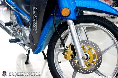 moto corven mirage 110 r2 full 0km urquiza motos
