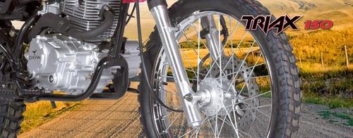 moto corven triax 150 0km 2017
