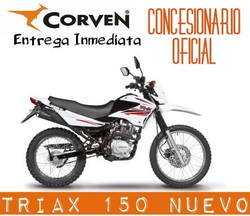 moto corven triax 150 0km 2018