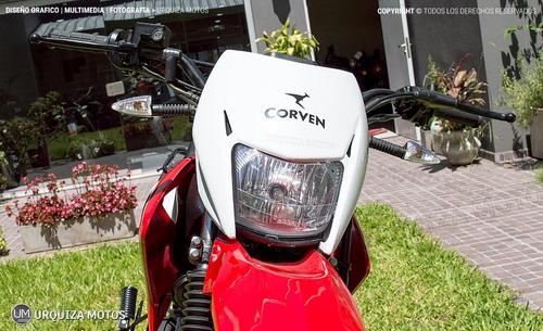moto corven triax 150 cross enduro 0km financiada 2020