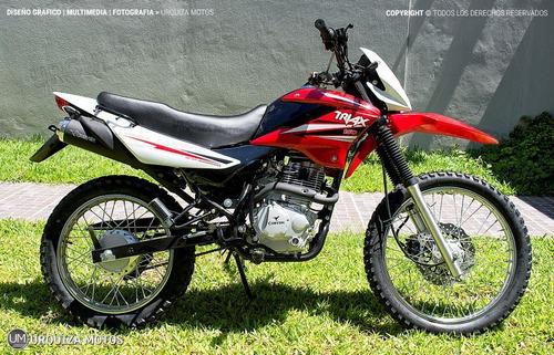 moto corven triax 150 cross enduro 0km financiada