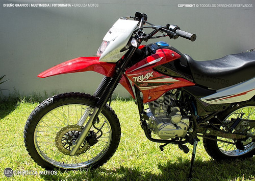 moto corven triax 150 enduro cross 0km urquiza motos