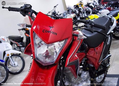 moto corven triax 150 r3 nuevo enduro 0km urquiza motos