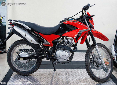 moto corven triax 150 r3 zr enduro cross 0km urquiza motos
