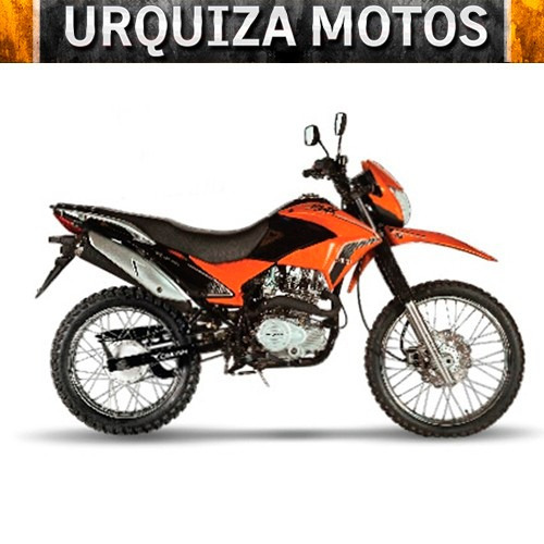 moto corven triax 200 enduro motos