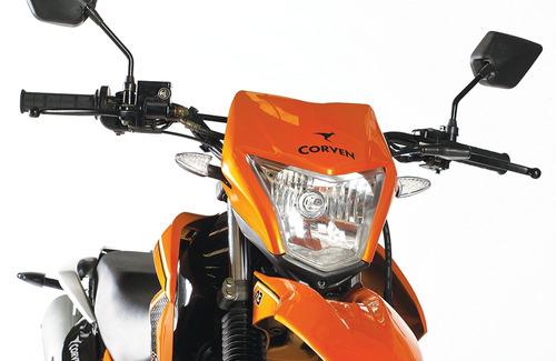 moto corven triax 200 r3 enduro exclusiva 0km urquiza motos