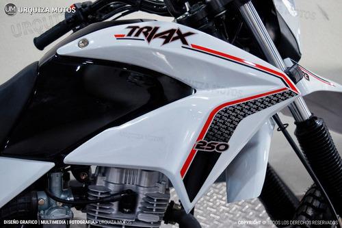 moto corven triax 250 enduro