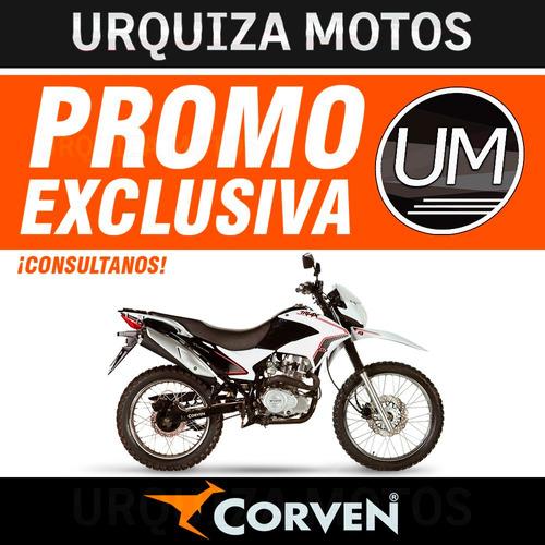 moto corven triax 250 enduro motos