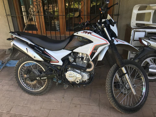 moto corven triax 250 r3 enduro cross 10mil km
