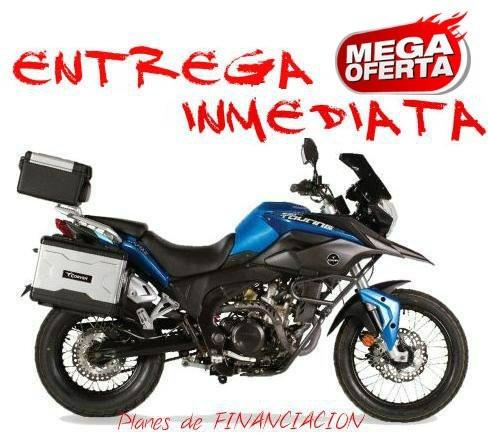 moto corven triax 250 touring 0km 2018