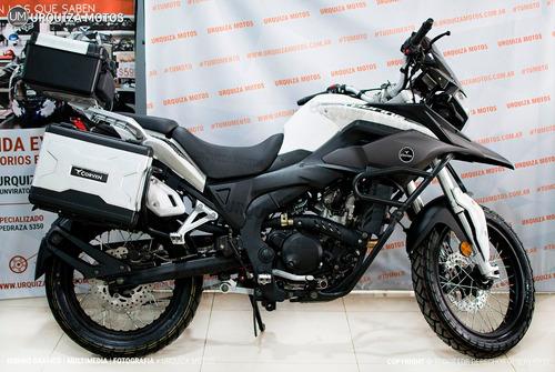 moto corven triax touring 250 0km financiada cuotas
