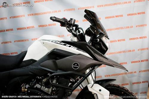 moto corven triax touring 250 2017 usb 0km urquiza motos