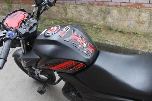 moto cr4, modelo 2020