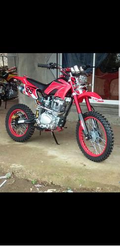 moto croos lifan (honda)