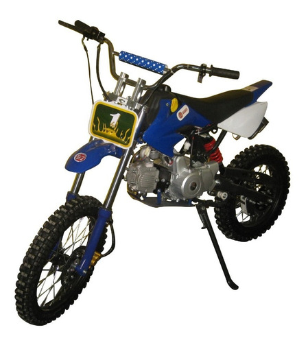 moto cross 125cc bz terra para trilha barzi motors