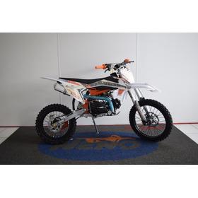 Moto Cross 125cc Partida Eletrica