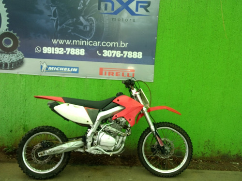 moto cross 200cc 4 tempos