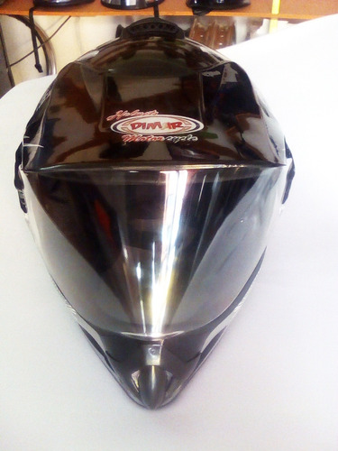 moto cross casco