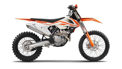 moto cross country  ktm 250 xc-f 2017 0km - global bikes
