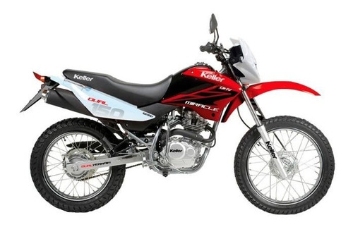 moto cross enduro calle 0km keller miracle 150 urquiza motos