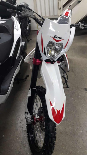 moto cross enduro gaf 250 gx