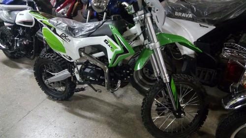 moto cross enduro gaf gx 125 0km - motorama