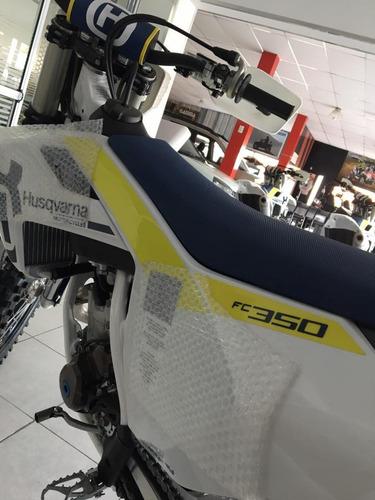 moto cross husqvarna fc 350