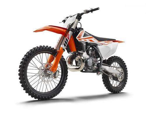 moto cross ktm 250