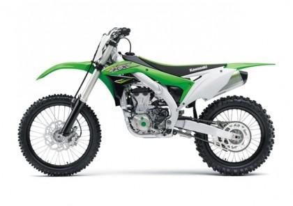 moto cross moto kawasaki