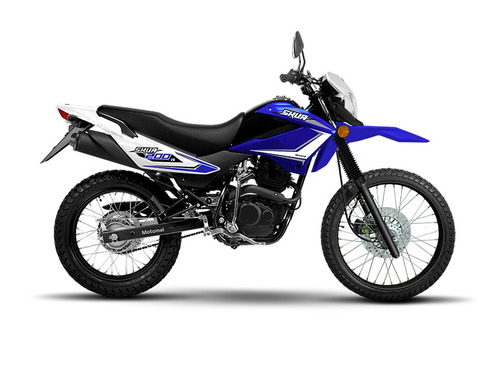 moto cross motomel skua 200 v6 0km urquiza motos