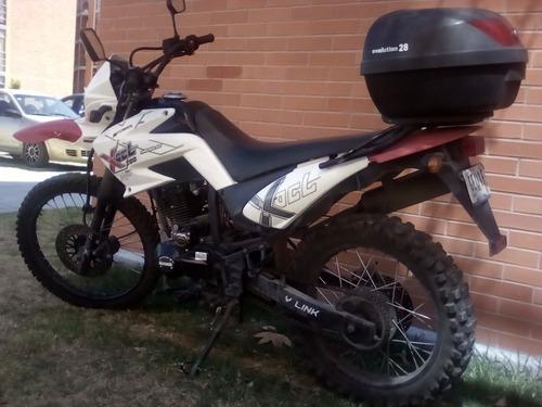 moto cross mpower 200 cc  2016