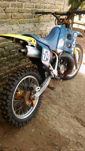 moto cross preparada motor dt 200