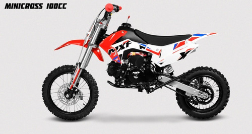 moto cross pro series 100cc mxf