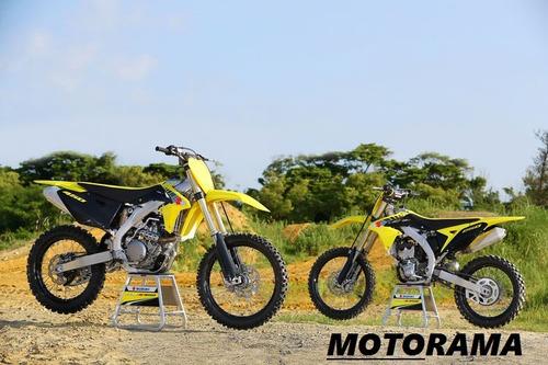 moto cross suzuki 450