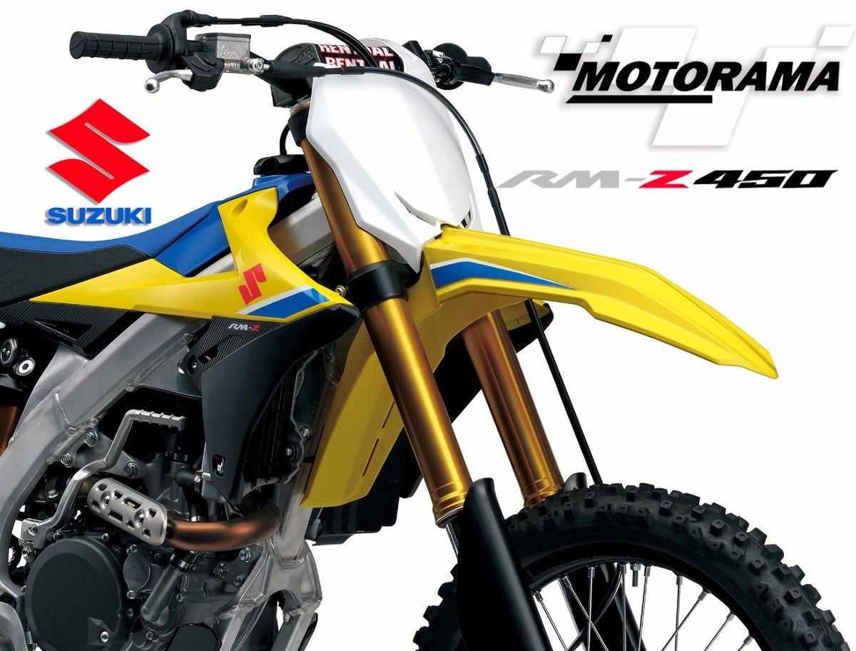 moto cross suzuki rmz 450 0km 2017 entr inmediata u s en mercado libre. Black Bedroom Furniture Sets. Home Design Ideas