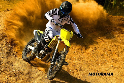 moto cross suzuki rmz 450 0km 2017 entr. inmediata