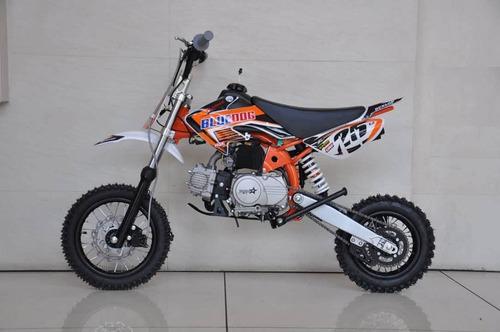 moto cross todo terreno para niños motor 90cc en estok
