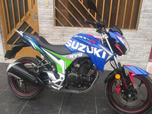 moto cross todo terreno semi nueva