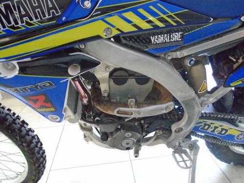 moto cross yamaha