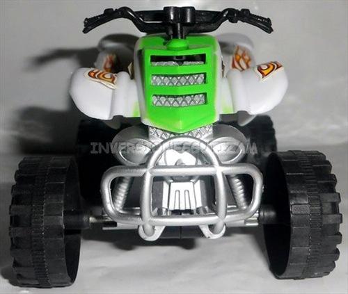 moto cuatrimoto de friccion pequeña juguete de niño regalo
