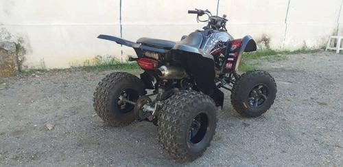 moto cuatro ruedas loncing