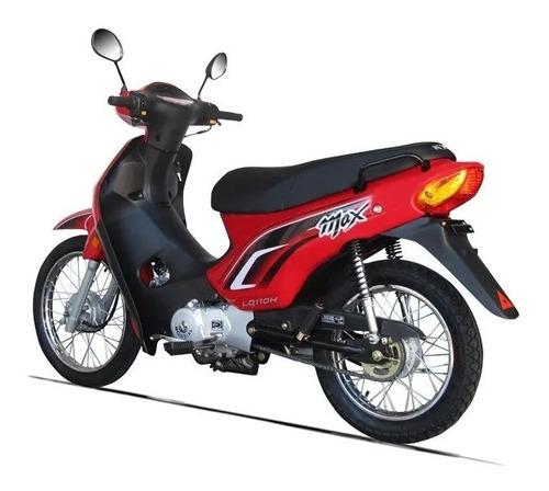 moto cub ciclomotor mondial ld 110 rayos 0km nueva um