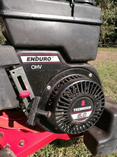 moto cultivadora mtd motor enduro ohv hecho en usa