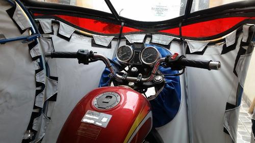 moto cuso-150 con corona-trimoto pasajeros (motokar/motocar)