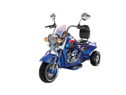 moto custom a batería modelo hal-500 motociclo