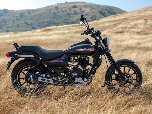 moto custom bajaj avenger 220 street pulsar urquiza motos