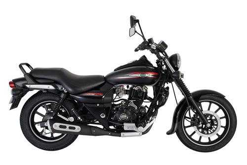 moto custom bajaj avenger 220 street urquiza motos 0km