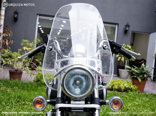 moto custom chopper bajaj nuevo avenger cruise 220 0km