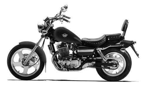 moto custom chopper mondial hd 250 254  0km urquiza motos